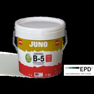 JUNORAL B-5 - krāsa mitrām telpām